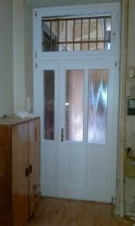 kétszárnyú ajtó Budapesten