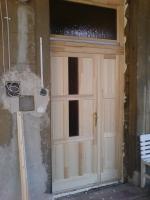 7kerületi natúr ajtó