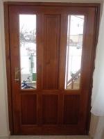 családi ház ajtócseréje