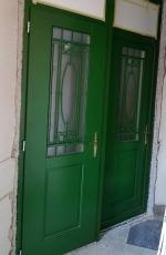 Parasztház nyílászáró ajtó
