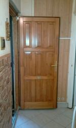 9 kazettás ajtó