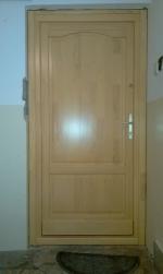 szamáríves kétkazettás ajtó