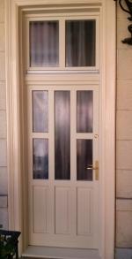 Belvárosi, bontás nélküli ajtócsere