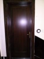 Lépcsőházi bejárati ajtó
