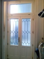 140X260 kétszárnyú bejárati ajtó