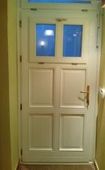 6ker, ablakos ajtó csere